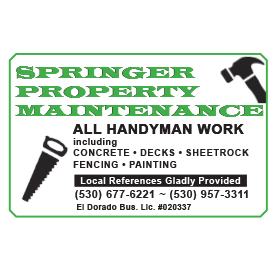 Springer Property Maintenance