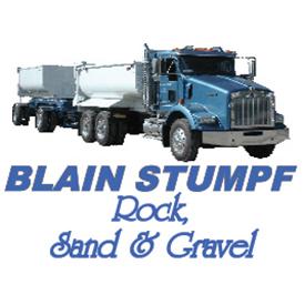 Blain Stumpf Rockm Sand & Gravel