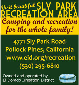 Sly Park Recreation Area